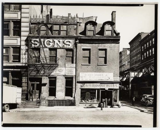 504-506 Broome St. Ancient 1935