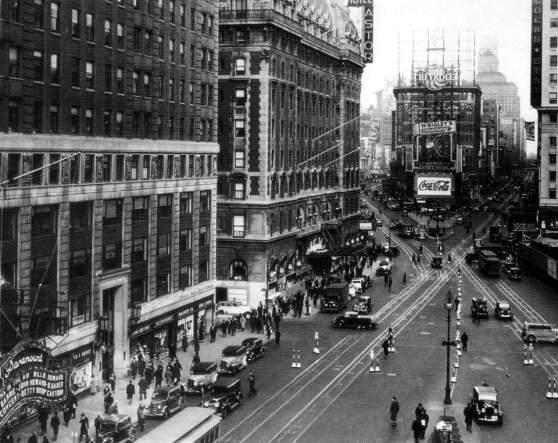 New York old photos